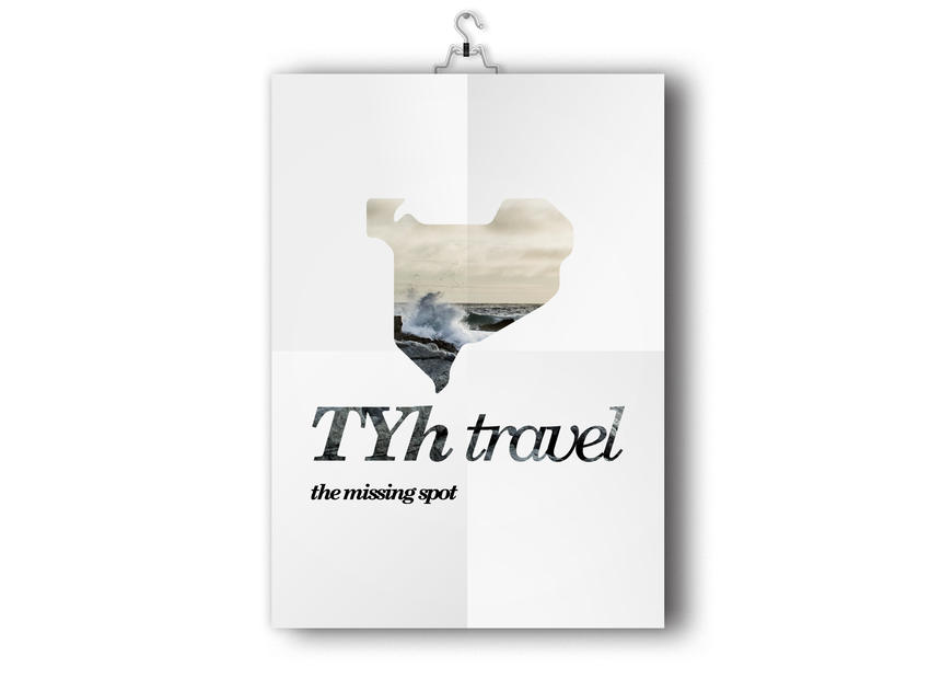 Branding for TYh Travel