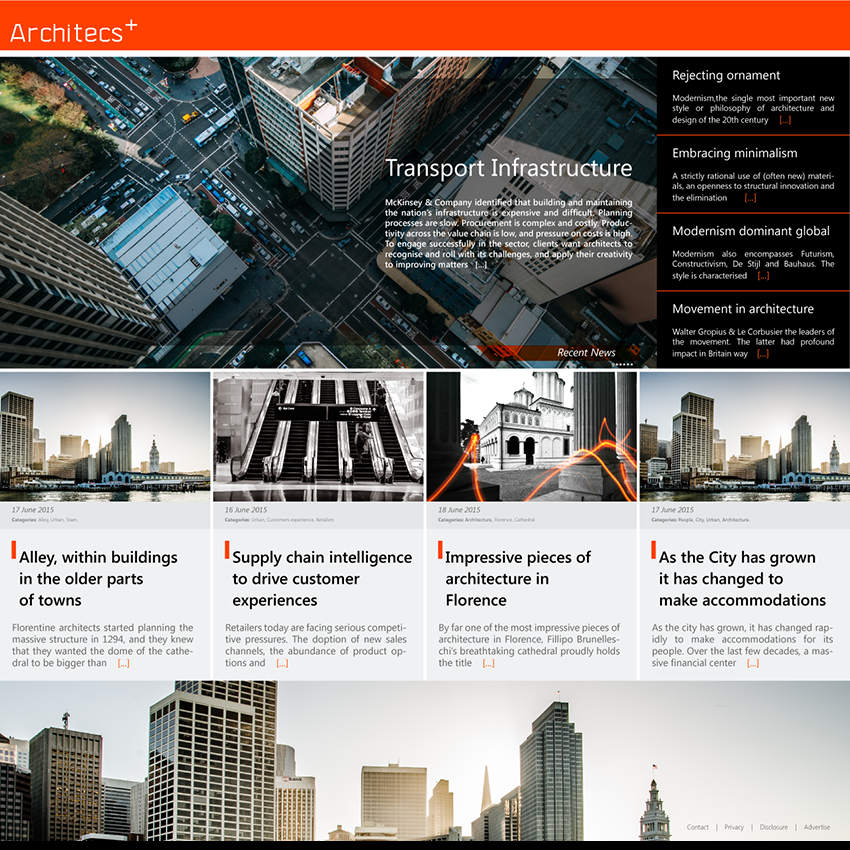 Architecs Web Design